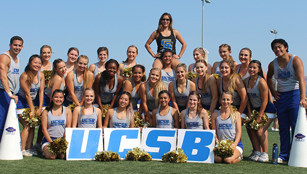 2019 UCSB Cheerleading