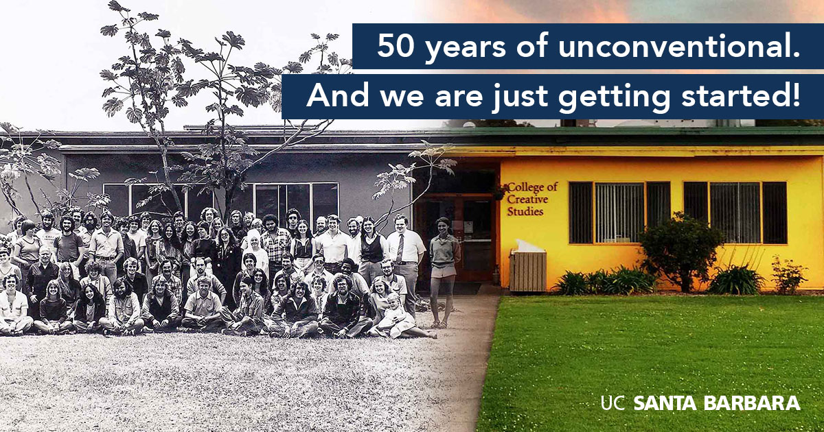 50 years of unconventional and we are just getting started.