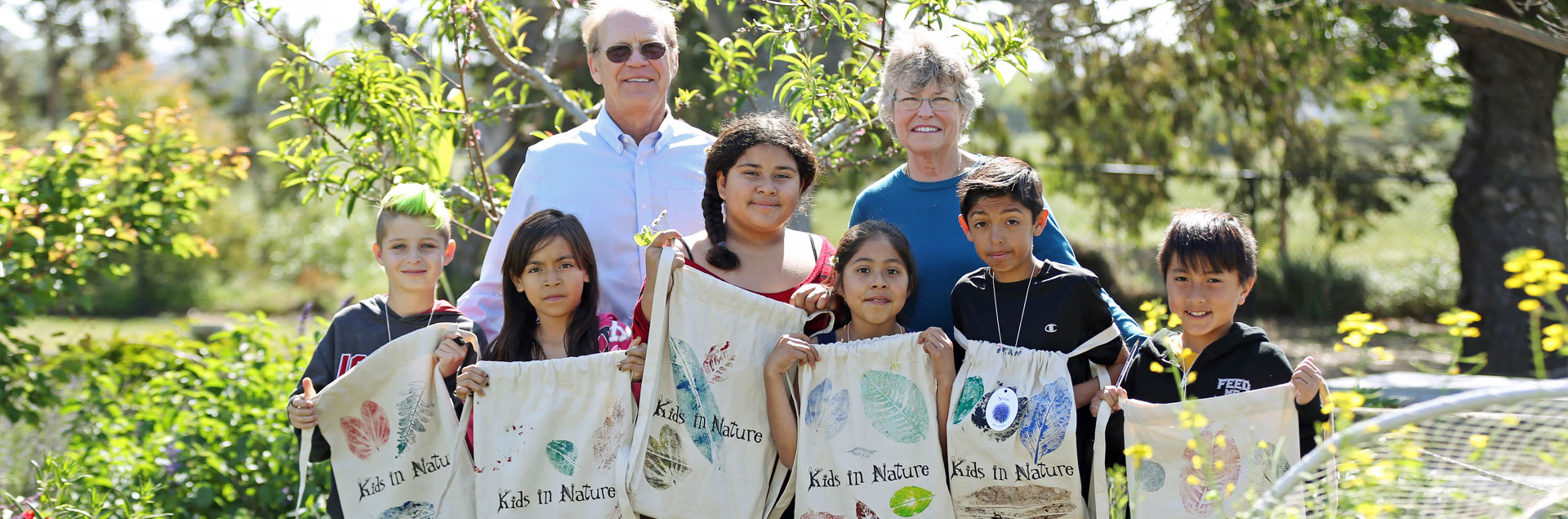 Kids In Nature (KIN), teaching environmental science